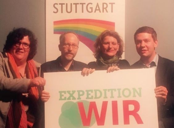 "CSD 2018 ""Expedition WIR"""