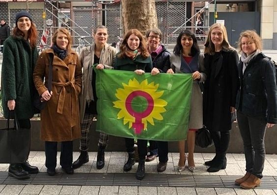 Internationaler Frauentag 2020