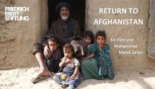 Return to Afghanistan